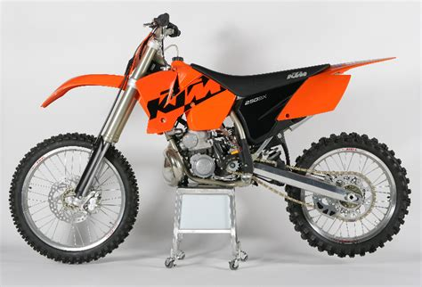 2003 Ktm 250sx This Week S Classic Steel Is A Look Back At The 2003 Ktm
