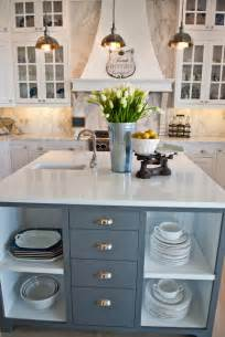 Kitchen Island Color Ideas Whidbey Island House Kitchen Remodel Style Kitchen Seattle By Kristi