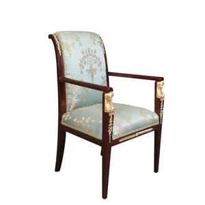 fauteuil empire en acajou fauteuil louis xv et chaise