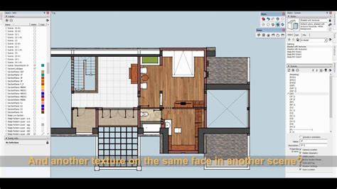 sketchup layout guide 4 sketchup tips for 2d plan view youtube