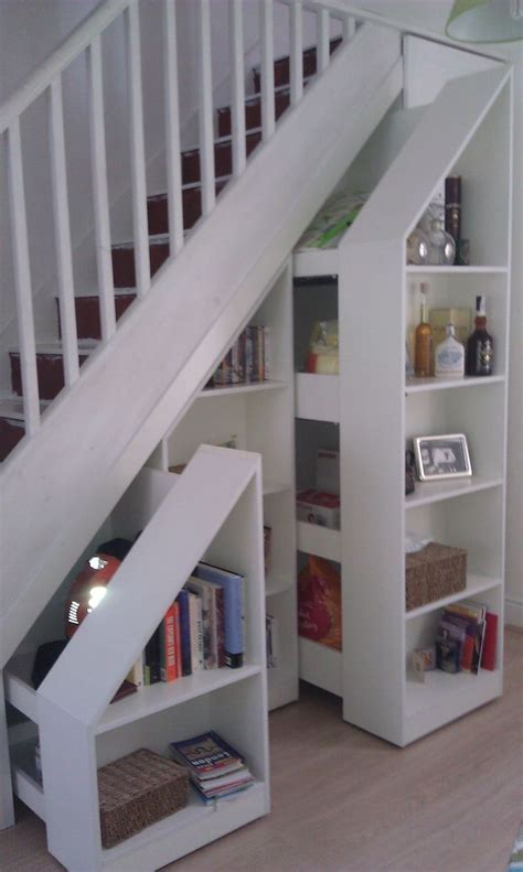 Some Items to Store in Under Stair Storage Place