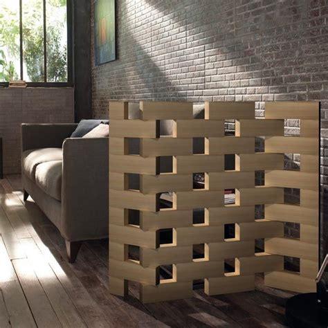 Beau Panneau De Separation Interieur #5: claustra_bois_a_poser-pinterest.jpg