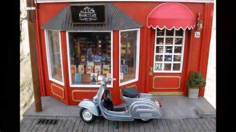 Diorama Werkstatt 1 18 by 1 18 Diorama The Book Caf 233