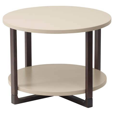 Side And Coffee Tables Rissna Side Table Beige 60 Cm Ikea