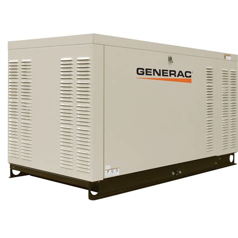 free shipping generac liquid cooled standby generator