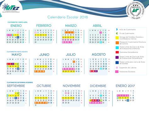 Calendario 2016 Oficial Calendario Oficial 2016 Mexico Calendar Template 2016