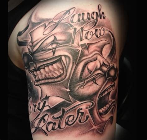 gangster tattoo design gangster tattoos