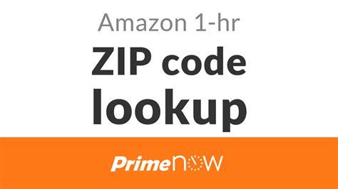 Amazon Zip Code | amazon prime now zip code lookup baltimore sun