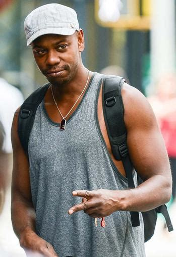 dave chappelle check out dave chappelle s new buff look today s news our take tv guide