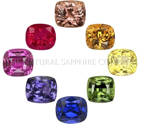 color sapphire sapphire history meaning and their uses today