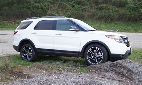 2013 ford review 2013 ford explorer sport ecoboost review