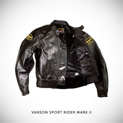 vintage style motorcycle jackets by silodrome gear x