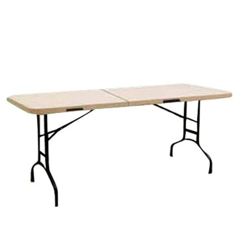 6 Foot Folding Table 6 Foot Fold In Half Table Lifetime 6 Foot Folding Table Lifetime 6 Folding Table Multi Purpose