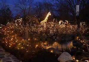 turtle back zoo lights the 14 best things to do in n j this thanksgiving weekend