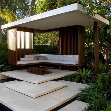 contemporary gazebo best 25 modern gazebo ideas on cabana modern