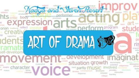 Seni Itu Apa apa itu seni drama