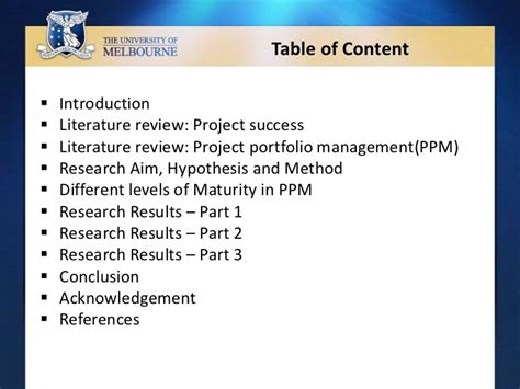 It Project Literature Review by Literature Review In Project Management