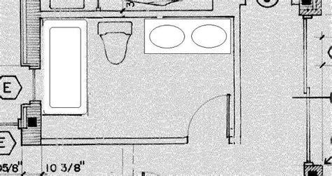 help with main bath floorplan bathrooms forum gardenweb dream home pinterest toilets help moving bathroom fixtures terry love plumbing