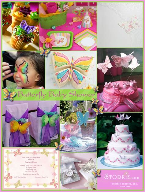 Baby Shower Butterfly Theme by Butterfly Baby Shower Ideas Baby Shower Decoration Ideas