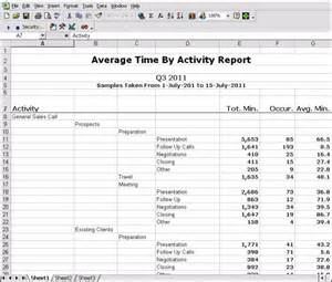 time study template excel employee time studies