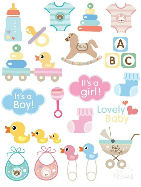printable cartoon stickers 17 best ideas about clipart baby on pinterest zoo