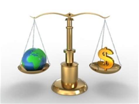 Environment vs Money ? Life of Brian