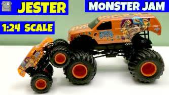 1 24 scale jam trucks jester 1 24 scale jam truck