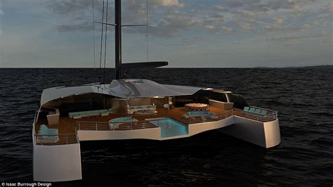 catamaran design features sailing catamaran designed by new zealand born isaac