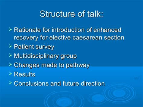 elective c section recovery next day discharge following elective caesarean section
