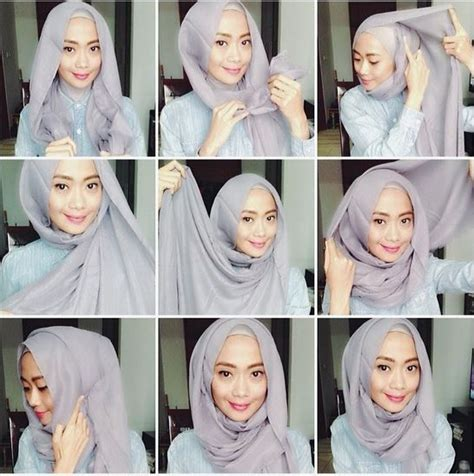hijab tutorial hijabi pinterest tutorials hijabs and abayas stunning hijab tutorial hijabi styles and outfits
