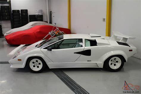 Lamborghini Countach Qv Lamborghini Countach Lp5000 Qv