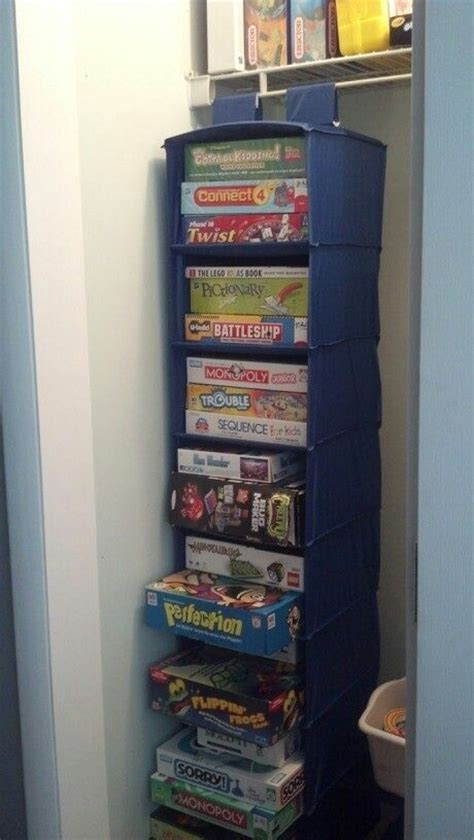 game storage ideas 10 ingenius ways to store board games money saving