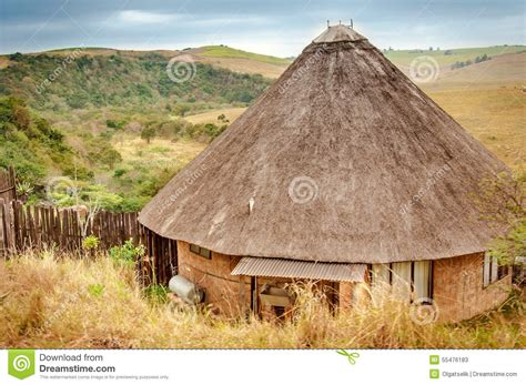 africa house rondavel traditional african house south africa stock image image of round rural