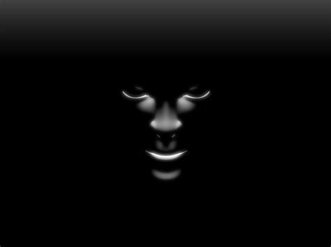 Wallpaper Black Face | black blue face 12 wide wallpaper hdblackwallpaper com