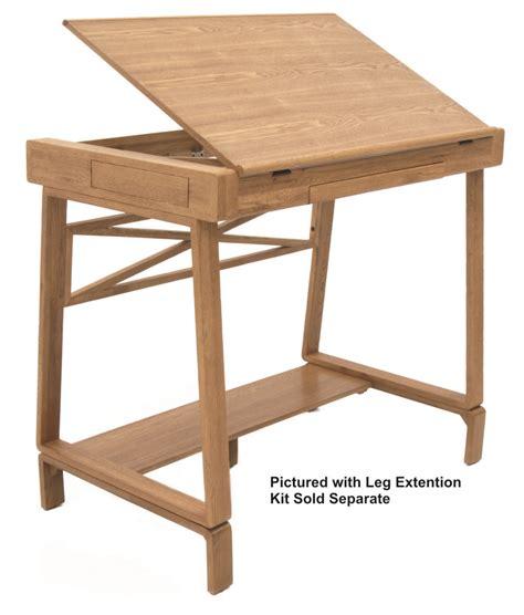studio designs desk the wing wood drafting desk by studio designs 40 00