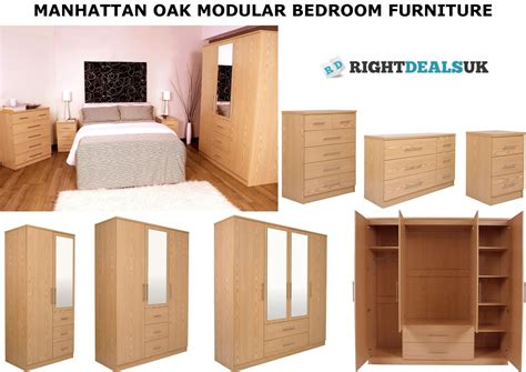 bedroom furniture vancouver vancouver oak quality foil bedroom furniture 2 3 4 door