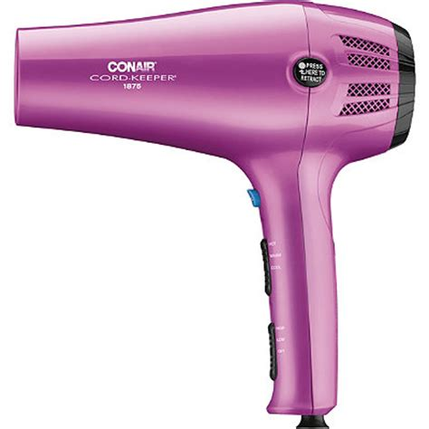 Conair Hair Dryer Ionic Ceramic conair ionic ceramic cord keeper hair dryer ulta