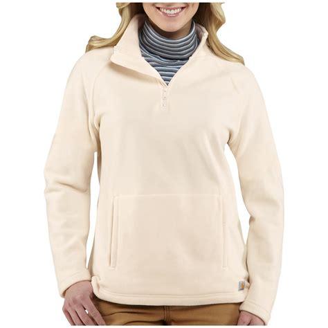 Fleece Sweatshirt s carhartt boyne mock neck fleece pullover