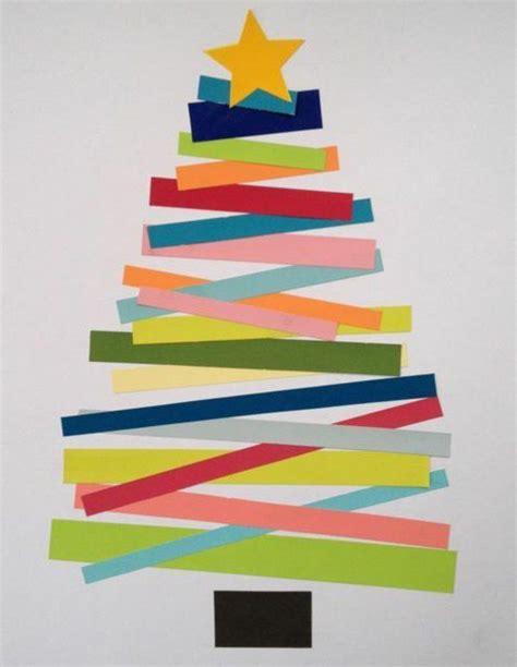 weihnachtsbaum papier basteln lilies diary weihnachts diy guide weihnachtsb 228 ume selber