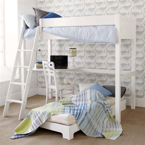 white high sleeper with futon white high sleeper with futon 28 images buy stompa
