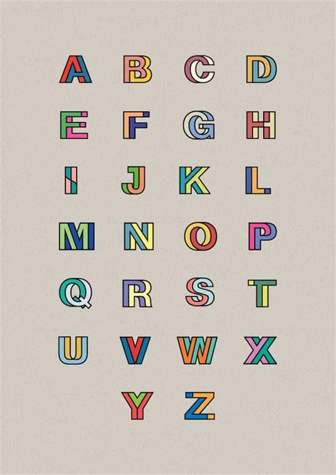 typography alphabet best 25 typography ideas on graphic design typography typography letters and
