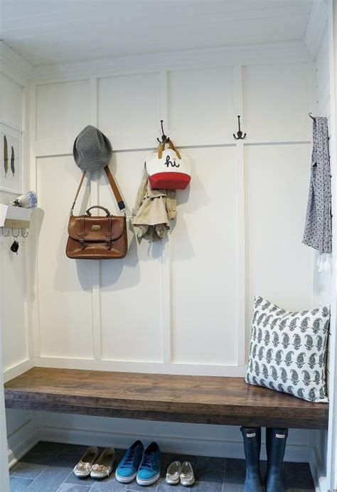 built in mudroom bench 7 small mudroom d 233 cor tips and 23 ideas to implement them shelterness