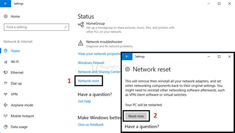resetting wifi on windows 10 fix windows 10 creators update wifi and internet
