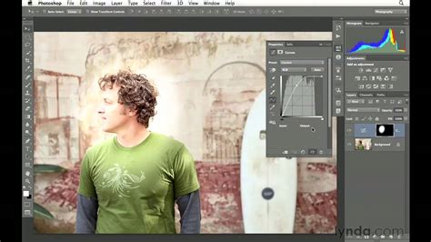 tutorial photoshop cs3 lighting photoshop tutorial how to add light to photographs