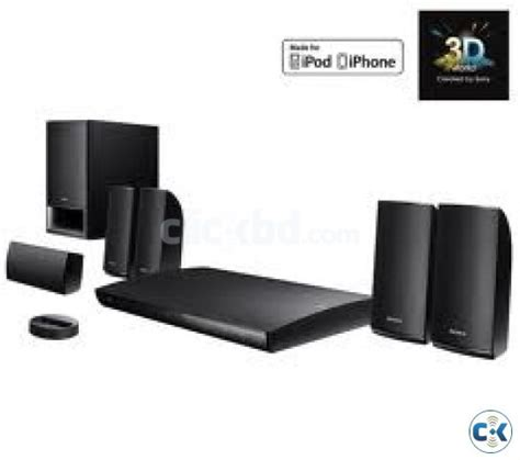sony 3d home theater bluray 1000 watt surround system 3d
