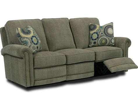 sofa with recliners jasmine double reclining sofa
