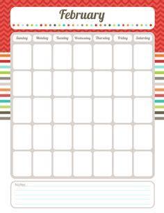 printable calendar i can add events parent teacher on pinterest newsletter templates
