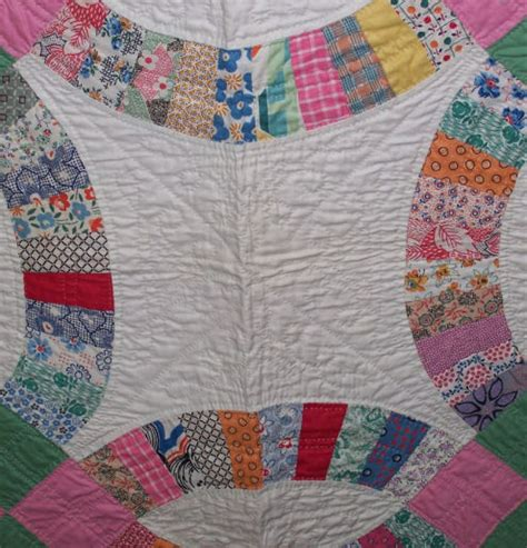 Wedding Rings Quilt by Bargain S Antiques 187 Archive Antique