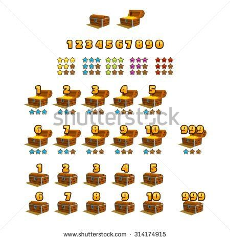 game design elements in vector from stock 7 25xeps game background vertical tileable wallpaper level stock