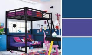 quelles couleurs choisir pour une chambre d ado on vous
